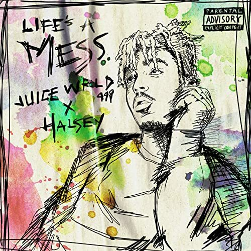 MUSIC TRIBE TV(7/22OA)リリース情報!JuiceWRLD『Life's A Mess (feat. Halsey)』