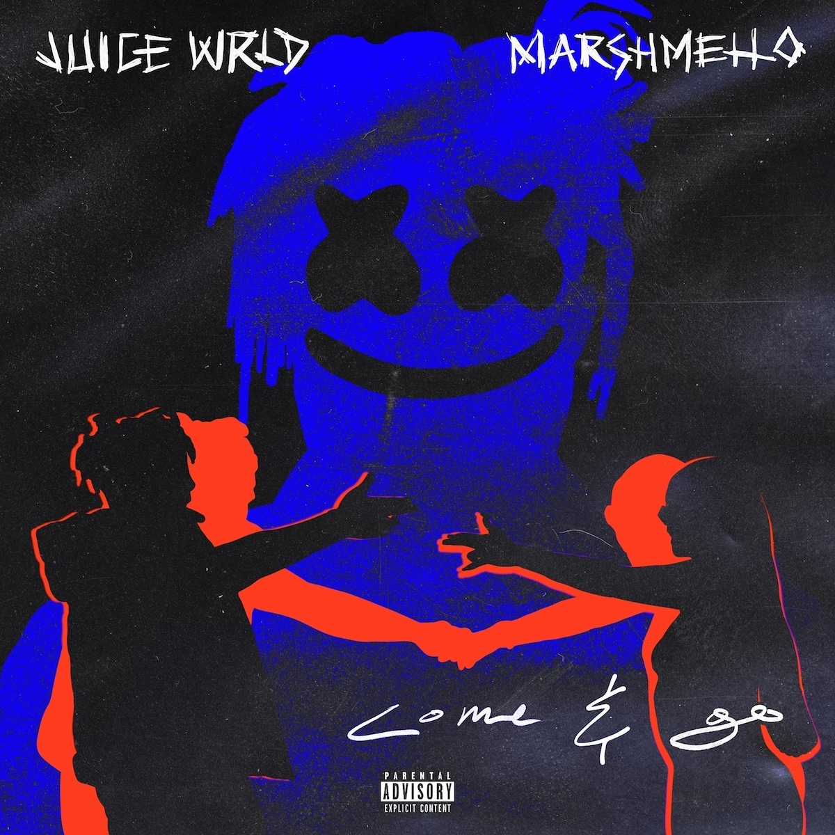 MUSIC TRIBE TV(7/22OA)リリース情報!JuiceWRLD&Marshmello『Come & Go』